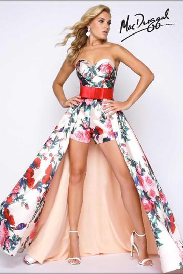 Mac Duggal - Prom Style 79097m