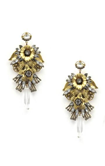 Elizabeth Cole Jewelry - Ingrid Earrings Style 2