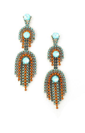 Elizabeth Cole Jewelry - Danica Earrings Style 1