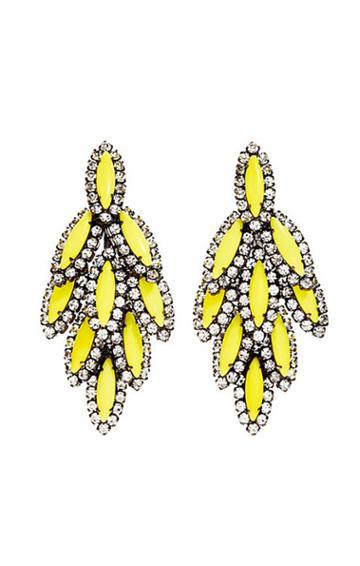 Elizabeth Cole Jewelry - Bacall Earring Style 2