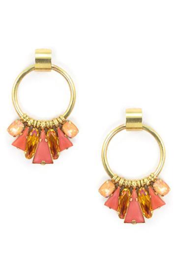 Elizabeth Cole Jewelry - Prater Earrings Style 1
