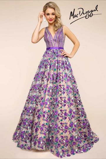 Mac Duggal - Ball Gowns Style 66055h