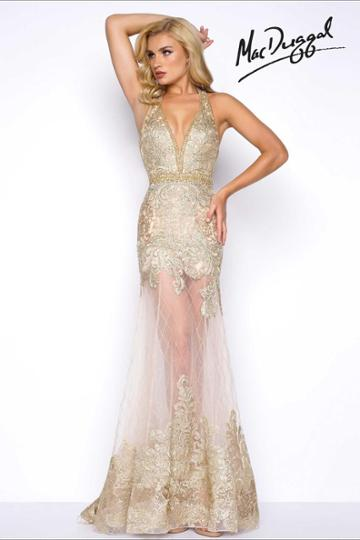 Mac Duggal - Prom Style 50411m
