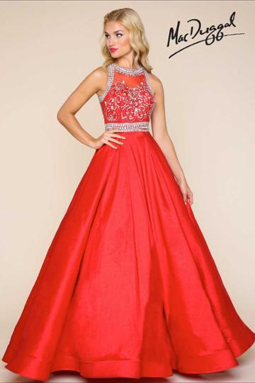 Mac Duggal - Ball Gowns Style 77120h