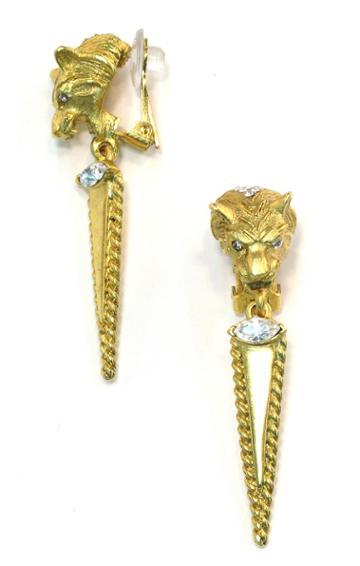 Elizabeth Cole Jewelry - Valera Earrings Style 2