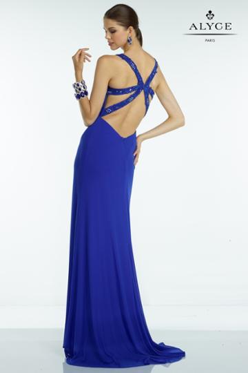 Alyce Paris B'dazzle - 35778 In Sapphire