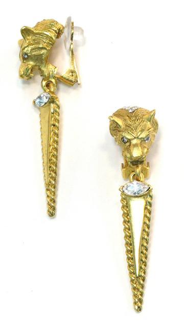 Elizabeth Cole Jewelry - Valera Earrings Style 1