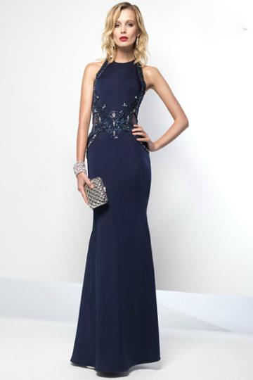 Alyce Paris - 6653 Dress In Navy