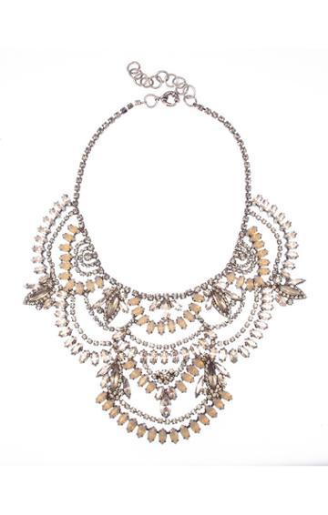 Elizabeth Cole Jewelry - Stephanie Necklace Style 2