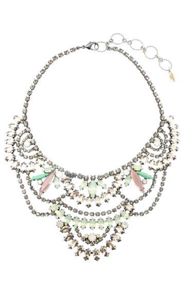 Elizabeth Cole Jewelry - Stephanie Necklace Style 1
