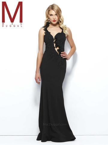 Mac Duggal - 48215 In Black