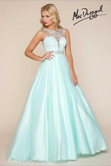 Mac Duggal - Ball Gowns Style 77064h