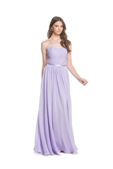 Aspeed - L1572 Strapless Ruched A-line Evening Dress