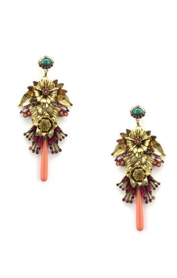 Elizabeth Cole Jewelry - Ingrid Earrings Style 1