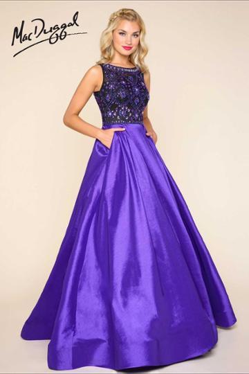 Mac Duggal - Ball Gowns Style 77125h