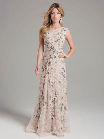 Lara Dresses - 32966 Dress In Floral