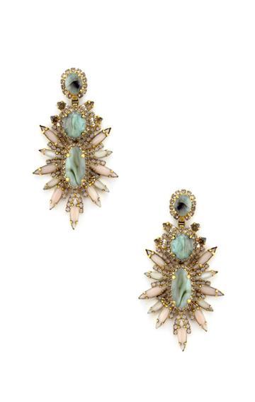 Elizabeth Cole Jewelry - Carmella Earrings Style 2