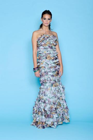 Lara Dresses - 31020 In Floral