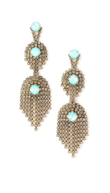 Elizabeth Cole Jewelry - Danica Earrings Style 2