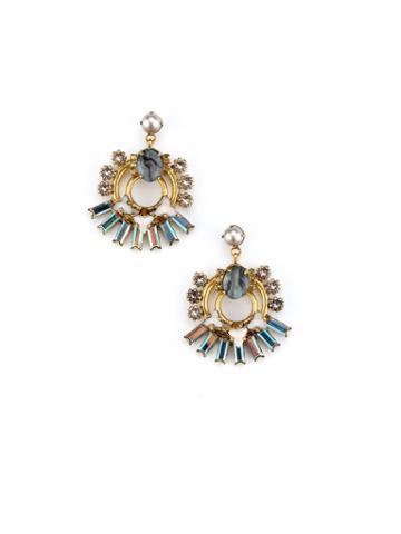 Elizabeth Cole Jewelry - Talia Earrings Style 2