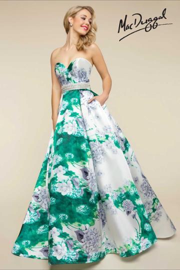 Mac Duggal - Ball Gowns Style 66044h