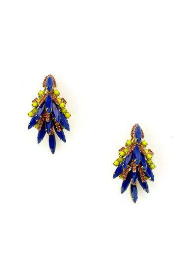 Elizabeth Cole Jewelry - Billie Earrings Style 4