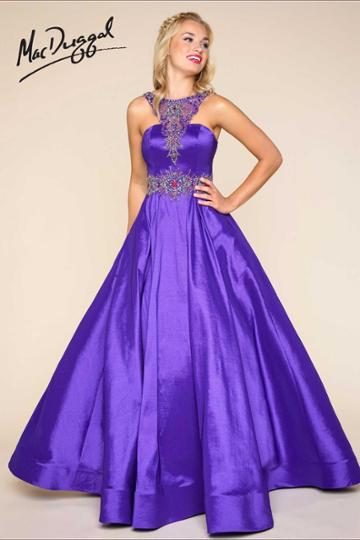 Mac Duggal - Ball Gowns Style 77121h