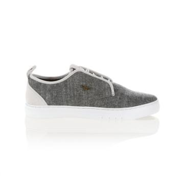 Creative Recreation Lacava Q Black Grey Chambray
