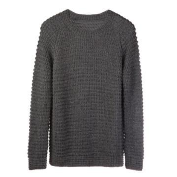 Cuyana Alpaca Waffle Knit Sweater