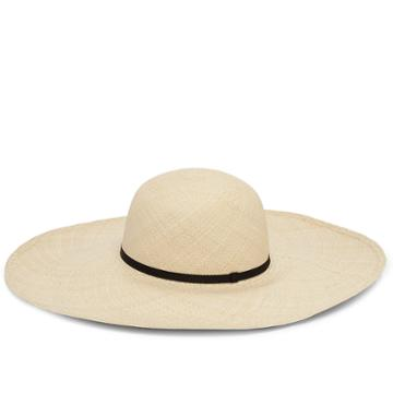 Cuyana Oversized Straw Beach Hat