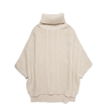 Cuyana Cable-knit Oversized Sweater