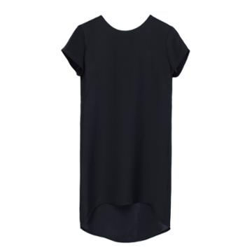 Cuyana Silk Tee Dress