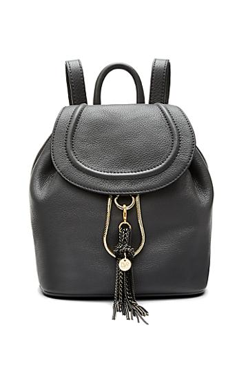 Diane Von Furstenberg Love Power Small Leather Backpack