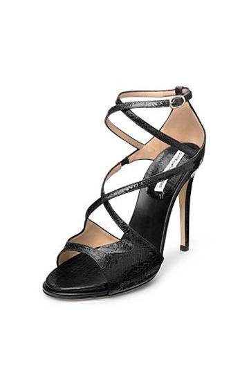 Diane Von Furstenberg Rachel Strappy Heel
