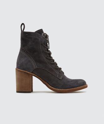 Dolce Vita Rowly Booties Anthracite