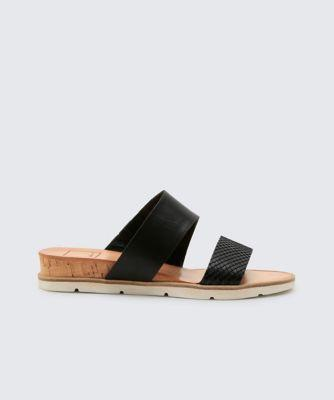 Dolce Vita Vala Sandals Black