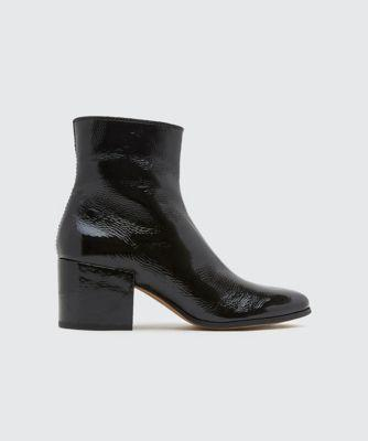 Dolce Vita Maude Booties Black