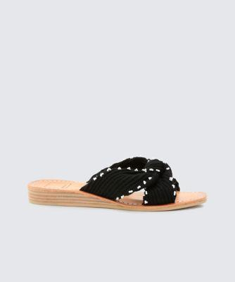 Dolce Vita Haviva Sandals Black