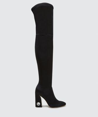 Dolce Vita Vivv Otk Boots Black
