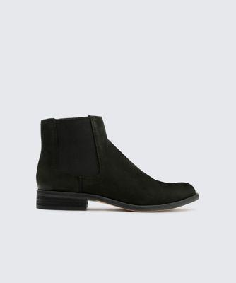 Dolce Vita Vania Booties Black