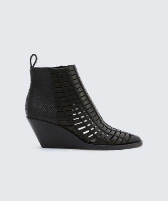 Dolce Vita Ryden Booties Black