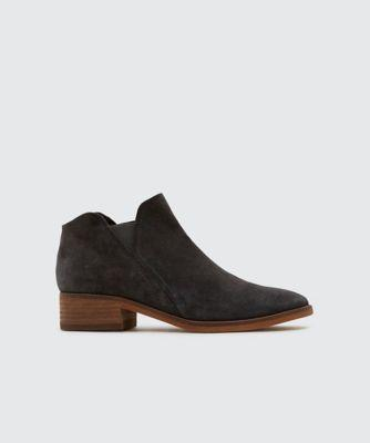 Dolce Vita Tay Booties Anthracite