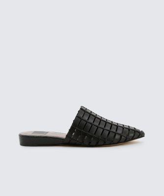 Dolce Vita Elina Flats Black