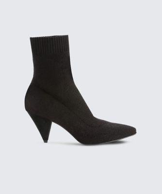Dolce Vita Tao Booties Black