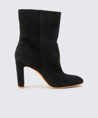 Dolce Vita Chase Booties Black