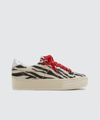 Dolce Vita Tala Sneakers Leopard