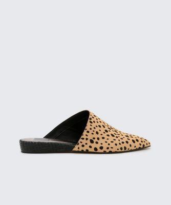Dolce Vita Ekko Flats Leopard