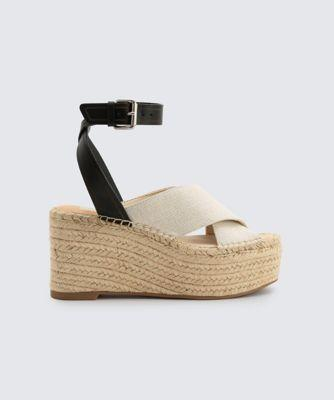 Dolce Vita Carsie Wedges Natural