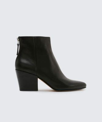 Dolce Vita Coltyn Booties Black