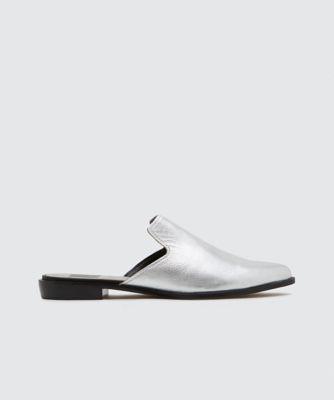 Dolce Vita Holli Flats Silver